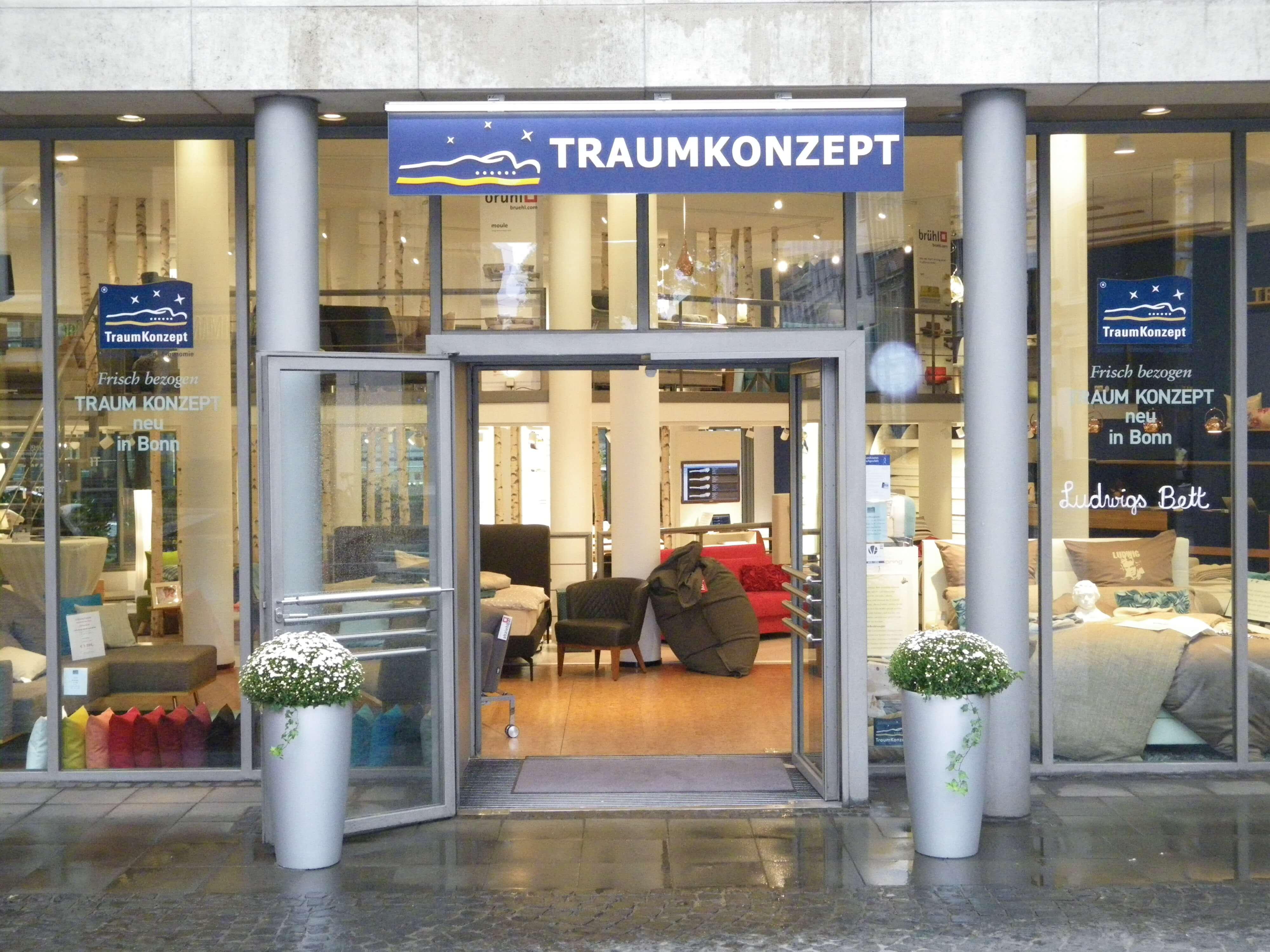 Traumkonzept Showroom Bonn