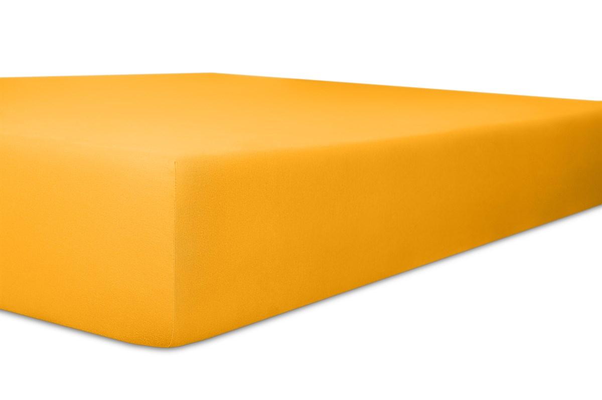 Spannbetttuch Q25 Easy-Stretch Honig