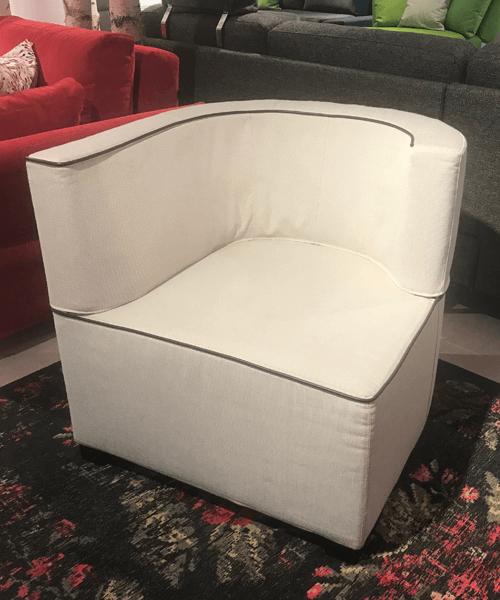 Ausstellungsstück Sessel Jo