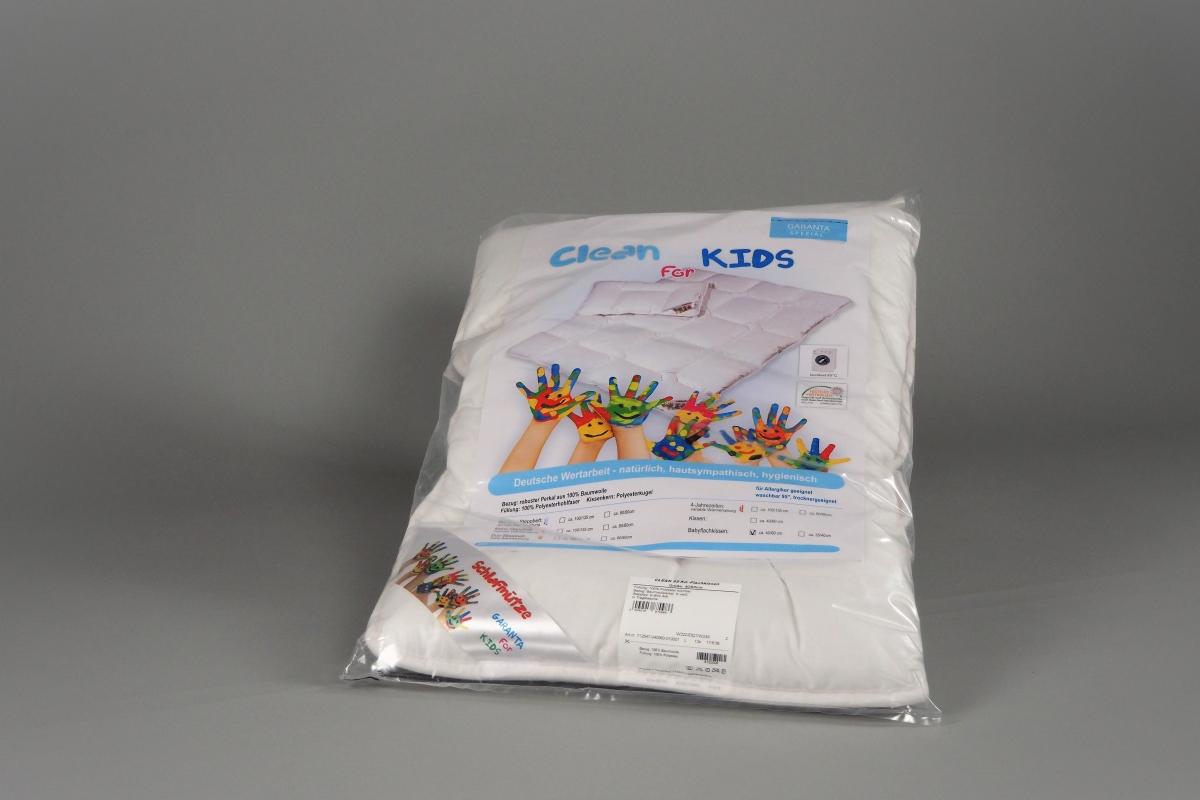 Babykissen clean for kids