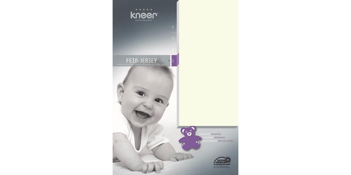 Kinderlaken Q50 natur
