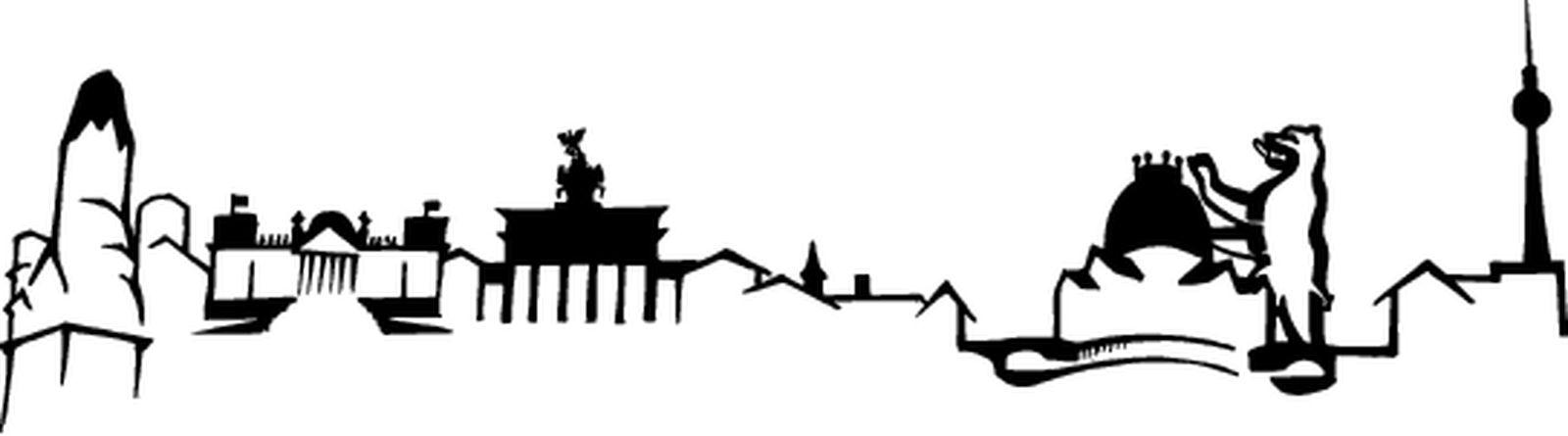 """Städtedecke """"Berlin"""""""
