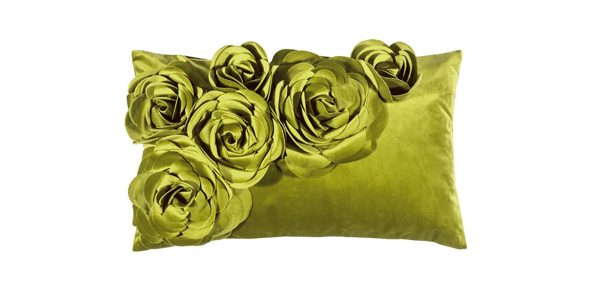 Floral Kissenhülle