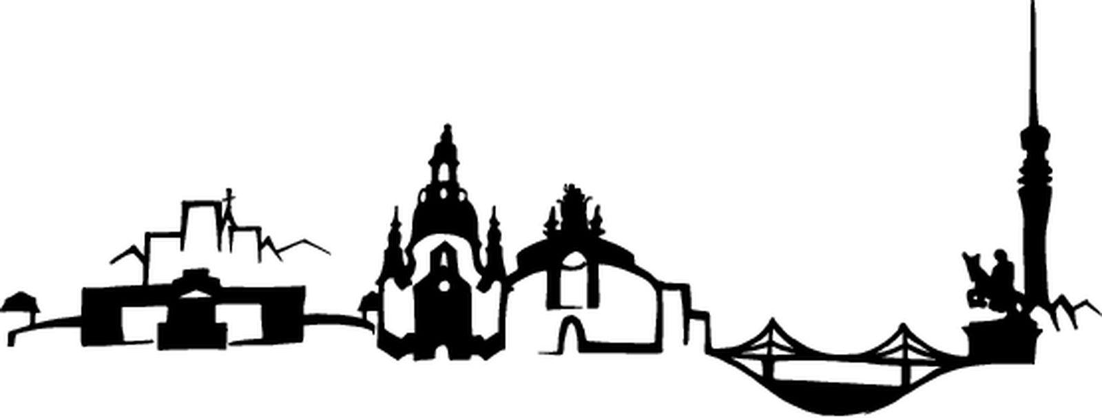 """Städtedecke """"Dresden"""""""