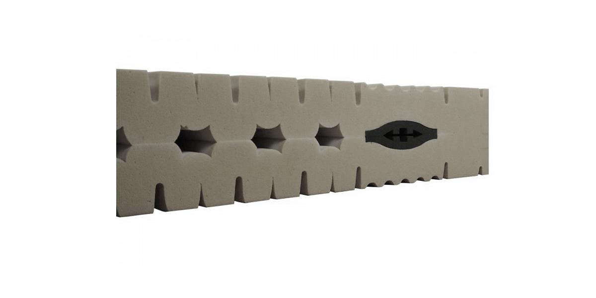 Kaltschaummatratze Comfort S660
