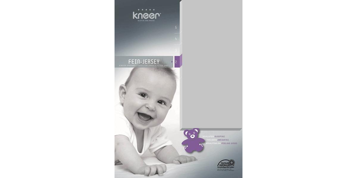 Kinderlaken Q50 platin