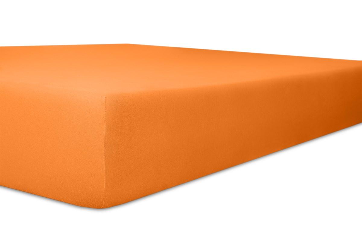 Spannbetttuch Q25 Easy-Stretch orange