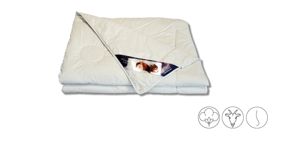 Bettdecke Cashmere Extra-Leicht