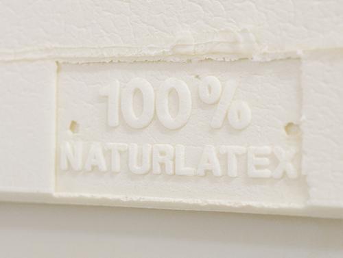 Naturlatexmatratze Orthoform Male