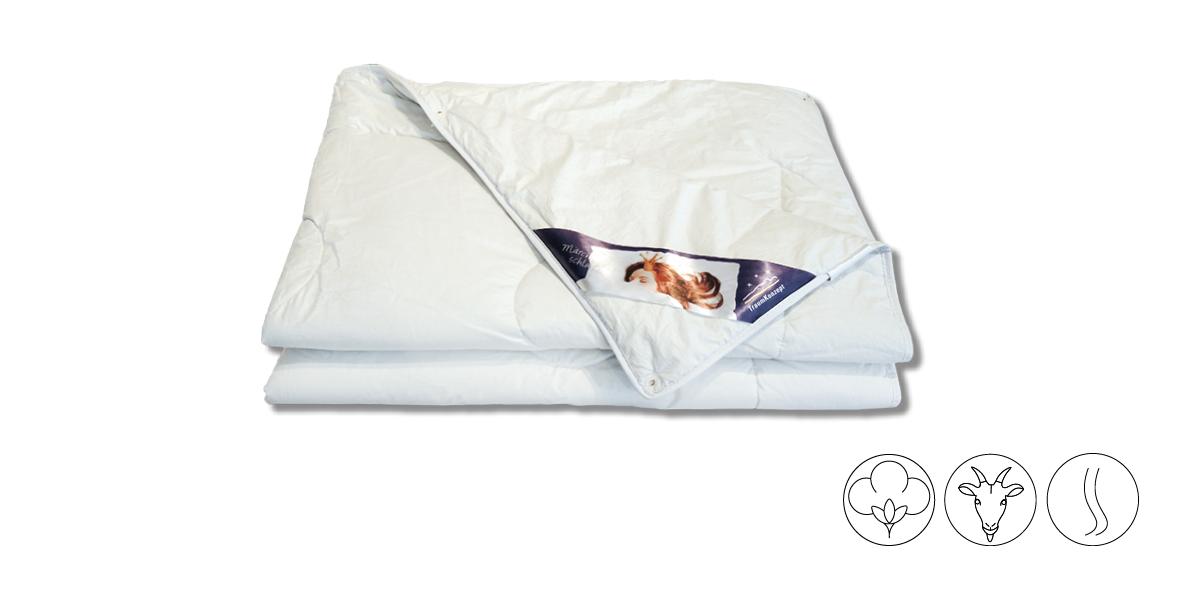 Bettdecke Cashmere Leicht