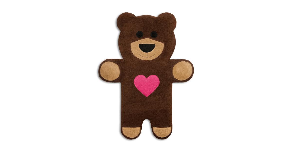 Wärmekissen Bär Teddy Herz